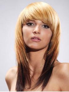 Trend model potongan gaya rambut wanita masa kini sesuai dengan bentuk wajah oval